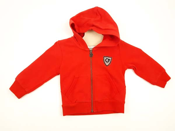 Gilet - Gymp - 6 mois - rouge