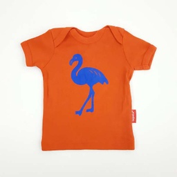 [202104707] Tapete t-shirt 3 mois - orange