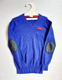 [18384] PULL - AMERICAN OUTFITTERS - 10 ANS - BLEU