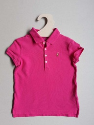 [202007112] Polo - Polo Ralph Lauren - 6 ans - rose